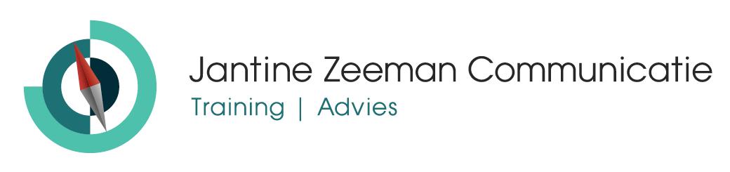 Jantine Zeeman Communicatie - Training Advies logo